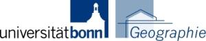 Logo des Geographischen Instituts der Universität Bonn