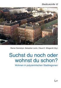 Cover des Buches Danielzyk/Lentz/Wiegandt Suchst Du noch oder wohnst Du schon?