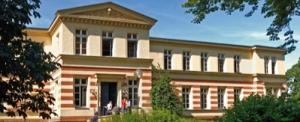 Gebäude des Geographischen Instituts der Universität Bonn
