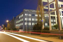 Gebäude des IfL in Leipzig
