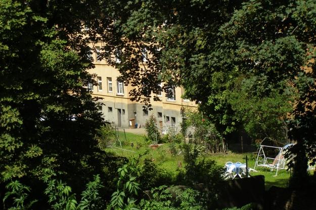 Garten in der Dortmunder Nordstadt